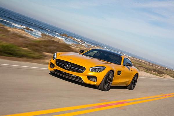 Mercedes-AMG GT : plus puissante
