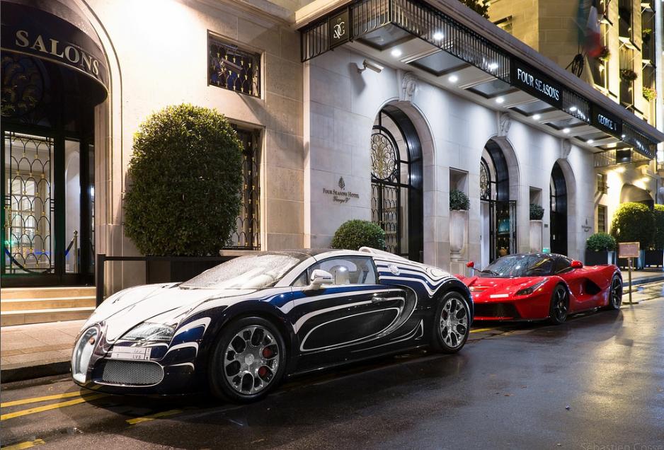 Top 10 des marques de voitures les plus luxueuses au Monde