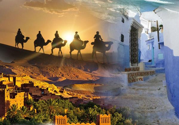 Destinations incontournables de printemps au Maroc